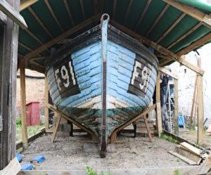 Whelk Boat April 2017
